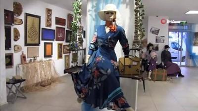 ORMEK Ünye Şubesi'nde yıl sonu sergisi açıldı