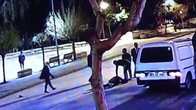 Otomobilin çarptığı yaşlı adam hayatını kaybetmişti, o kazanın güvenlik kamerası görüntüleri ortaya çıktı