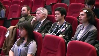 32 farklı ülkeden inşaat mühendisi ve mimarlar bu konferans için Trabzon'a geldi