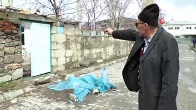 hirsiz -  Mahalledeki tüm evlerin kapı ve pencereleri çalındı, çatıları söküldü