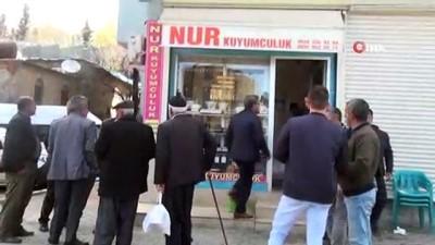 hirsiz -  Şırnak'ta polis kıyafetli soygun girişimi