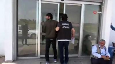 hapis cezasi -  Uyuşturucudan aranırken uyuşturucu satarken yakalandı