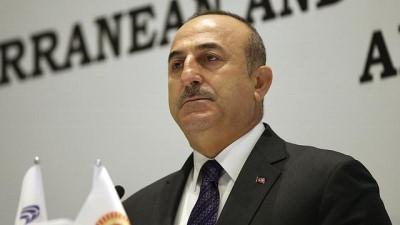Bakan Çavuşoğlu ile Fransız Parlamenter arasında gergin 'soykırım' tartışması