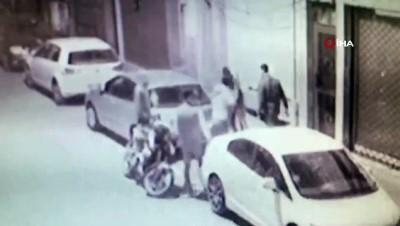 Trafikte cinayetle sonuçlanan kavga kamerada