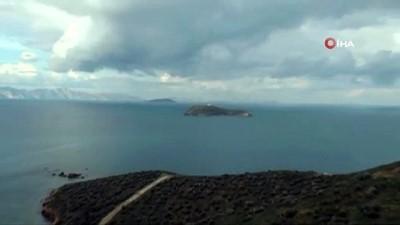 Türk-Yunan kara sularında sıcak dakikalar