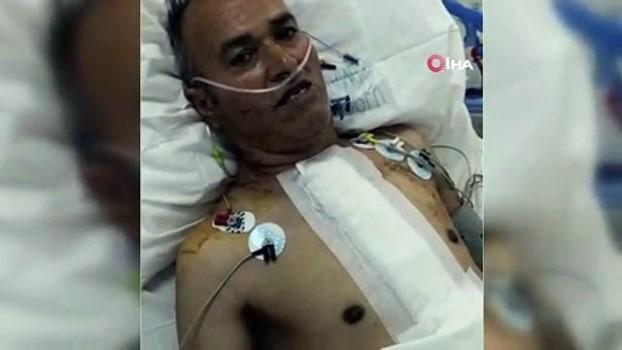 beyin olumu -  - Yavru vatan Kıbrıs'ta ilk canlı kalp nakli gerçekleştirildi - Akdeniz Üniversitesi cerrahları KKTC'de ilk kalp naklini yaptı