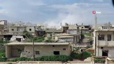 sivil savunma -  - Suriye Rejimi Bir Aileyi Daha Parçaladı: 1 Ölü 4 Yaralı
