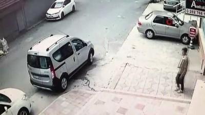 hirsiz -  8 kez soyulan esnaf isyan etti...Hırsızlar güvenlik kamerasında