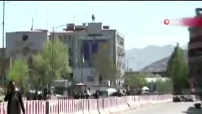 - Afganistan'da Patlama - Saldırgan Ve Polis Arasında Silahlı Çatışma Sürüyor