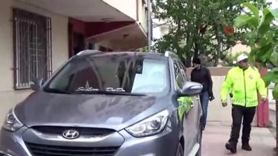 Bir çaydanlık 5 bin TL'ye mal oldu...Çaydanlık almak için yola çıkan ehliyetsiz sürücüye 5 bin 381 lira ceza kesildi