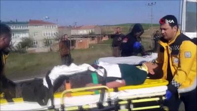 Çocuk sürücünün kullandığı otomobil takla attı: 1 ölü, 1 yaralı İzle