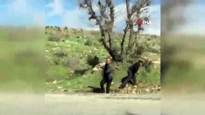 Dicle Elektrik ekibine çirkin saldırı...Kaçak kontrolüne giden şirket çalışanlarının uğradığı saldırı kamerada
