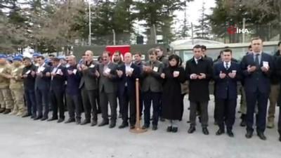teror orgutu -  Hakkari'de şehitlere uğurlama töreni düzenlendi
