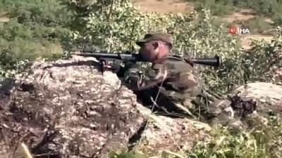 Irak sınırındaki operasyonda 2 asker şehit oldu