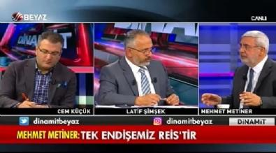 Mehmet Metiner: İhanete uğradık! Teşkilatlar yenilenmeli