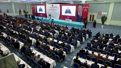 ne var ne yok -  MHP Lideri Bahçeli:'Bize göre İstanbul'daki seçimin yenilenmesi maşeri vicdanı rahatlatacaktır'