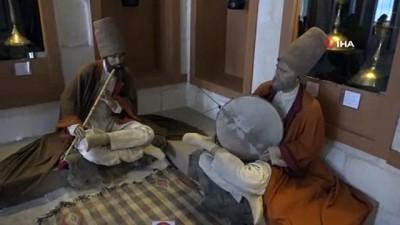 Müzeler kenti Gaziantep'te insanlara huzur veren müze ziyaretçilerini bekliyor İzle