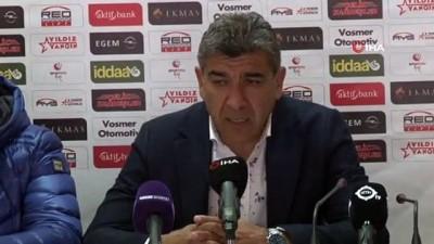 Altay - Hatayspor maçının ardından
