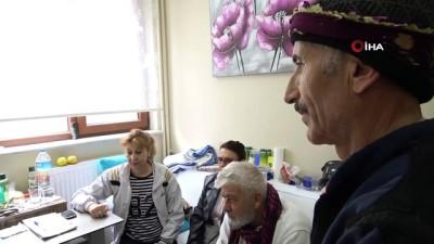 plato -  Yapımcılara tepki gösteren Eşref Kolçak, 3 aydır hastanede tedavi görüyor