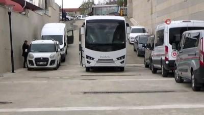 Elazığ'da FETÖ operasyonu: 15 şüpheli adliyeye sevk edildi