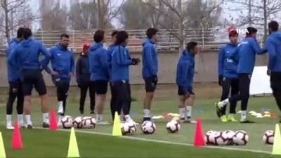 felsefe - İstikbal Mobilya Kayserispor'da Aytemiz Alanyaspor maçı hazırları başladı