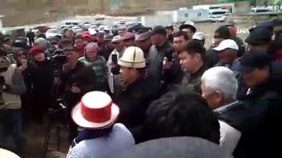 - Kırgızistan'da Uranyum Çalışmaları Askıya Alındı