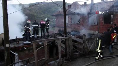 Sinop'ta ev yangını: Anne ve oğluyla birlikte 3 kişi hayatını kaybetti