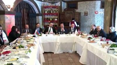 """- ATO Başkanı Baran: """"Türkiye-Azerbaycan Arasındaki Ticaret Hacmini De Yeterli Bulmuyorum"""""""