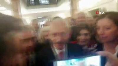 CHP Genel Başkanı Kılıçdaroğlu:'Giderken herkesle görüşüldü aileyle muhtarla görüşüldü'