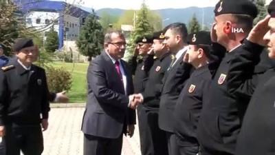 Emniyet Genel Müdürü Uzunkaya Karabük'te