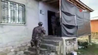 teror orgutu -  - Eylem için Van'a gelen 1 terörist yakalandı