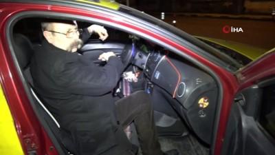 Taksiciyi gasp eden sanıktan pes dedirten savunma: 'Param yoktu, panik yaptım'