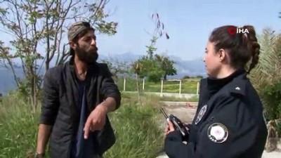 Antalya'da şüpheli ölüm... Cebinden yanmış gazete sayfaları çıktı