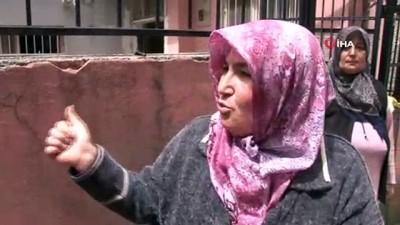 mustakil ev -  Eşinin mezarına giderken asansör halatının kopması sonucu öldü