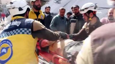 sivil savunma -  - İdlib'deki patlamada ölü sayısı 15'ye yükseldi
