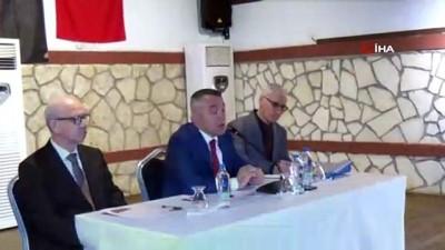 Kırklareli'de yeni dönemin ilk muhtarlar toplantısı yapıldı