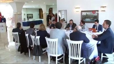 """Ziya Selçuk -  Milli Eğitim Bakanı Ziya Selçuk, """"Çocukluğa Yeniden Bakış"""" çalıştayına katıldı"""