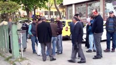 Bağcılar'da 6'ncı kattan düşen şahıs öldü