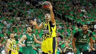 Fenerbahçe Beko üst üste 5. kez Final-Four'da