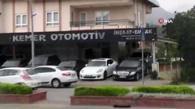 tefecilik -  Kemer'de suç örgütü operasyonu: 10 gözaltı