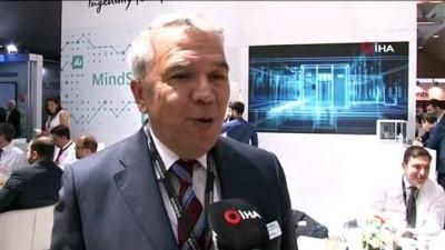 """trol -  Siemens Türkiye Dijital Şebekeler Müdürü Hasan Ali Pazar:""""İstanbul Havalimanı'na hizmet sunmak bizim için gurur kaynağı"""" Haberi"""
