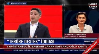 Canan Kaftancıoğlu - Kaftancıoğlu'ndan skandal açıklamalar