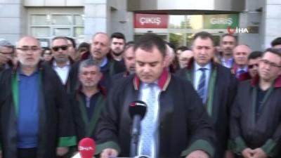 """Baro Başkanı Toprak: """"Avukatlar hiçbir olumsuzluğun sebebi değildir"""""""