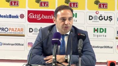 devre arasi - Eskişehirspor ligde kalmayı garantiledi