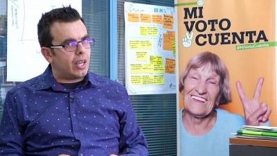 zihinsel engelliler - İspanya'da zihinsel engelliler seçimlerde ilk kez oy kullandı