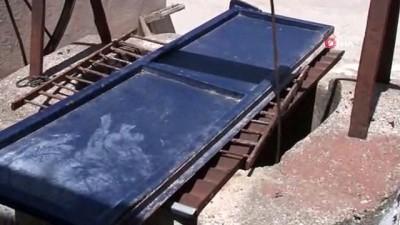 korkuluk -  Temizlik yaparken su kuyusuna düşen kadın ağır yaralandı