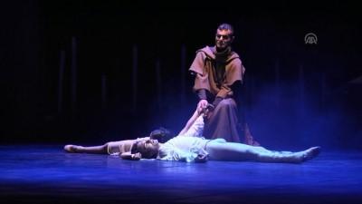 Büyük aşk hikayesi 'Romeo ve Juliet'e yoğun ilgi - ANKARA
