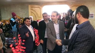 genclik merkezi - Diyanet İşleri Başkanlığından Suriye'ye ziyaret - AZEZ