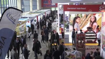 Türk şirketlerinden Özbekistan Gıda Fuarına yoğun ilgi - TAŞKENT