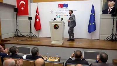 enerji verimliligi - Türkiye-AB İş Dünyası Diyaloğu Projesi Oda Eşleştirme Projeleri tanıtımı (2) - İSTANBUL